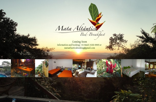 Mata Atlântica Bed and Breakfast