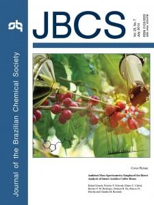 Design de capara para o periódico JBCS